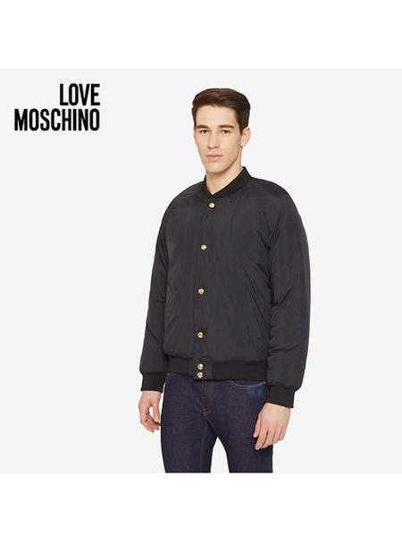 Boutique Moschino国际品牌品牌男士时髦简约夹克式外套