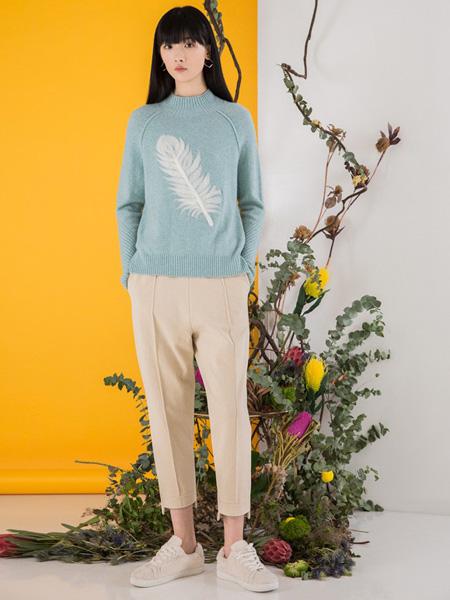 芙纯FULLPURE女装品牌2019秋冬针织衫