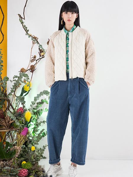 芙纯FULLPURE女装品牌2019秋冬短款外套
