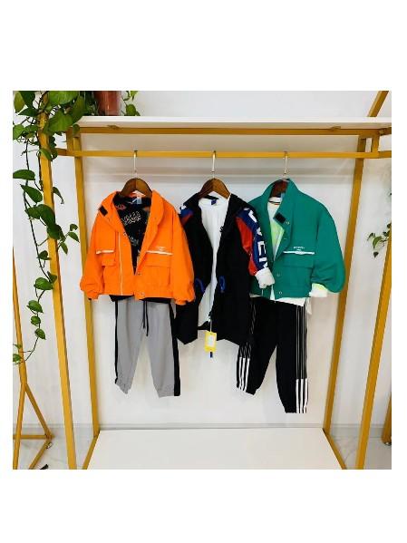 日韩系潮童品牌春款系列2020年新款上新品牌折扣童装批发