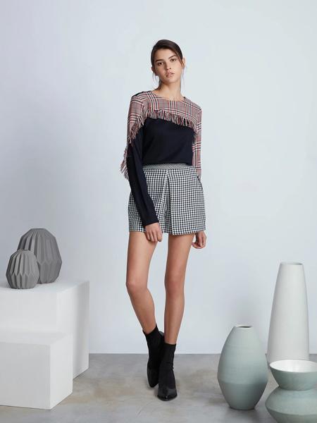 N12H国际品牌品牌时尚修身上衣