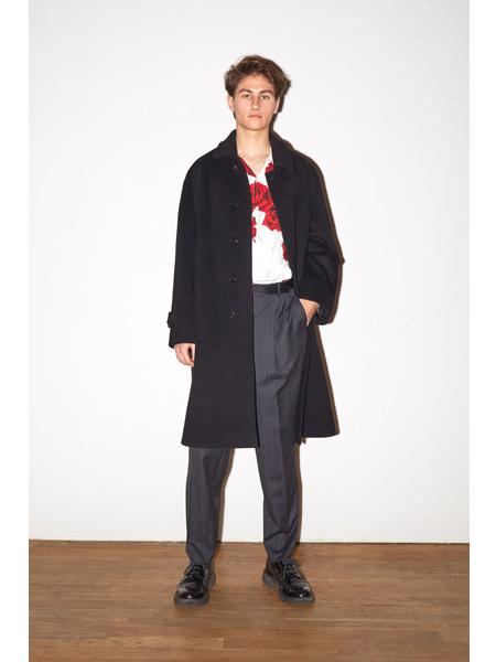 Alexander Terekhov国际品牌品牌休闲毛呢大衣