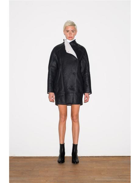 Alexander Terekhov国际品牌品牌时尚加绒夹克