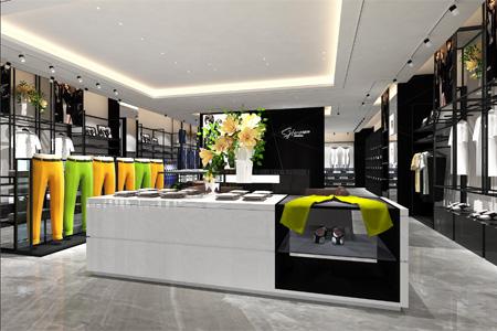 圣吉奥品牌店铺展示