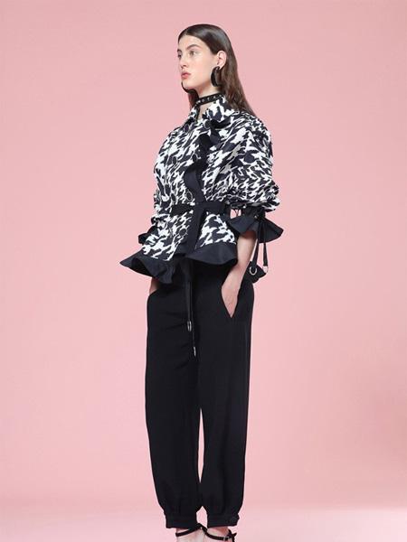 Andrew Gn女装品牌2019秋冬时尚上衣