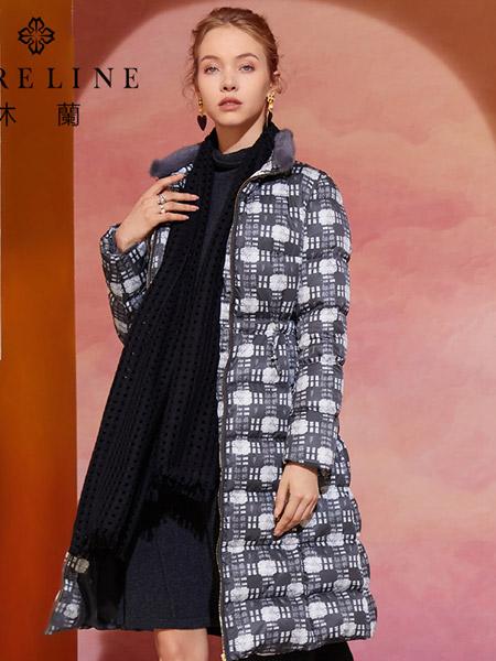 沐兰 - MORELINE女装品牌2019秋冬羽绒服