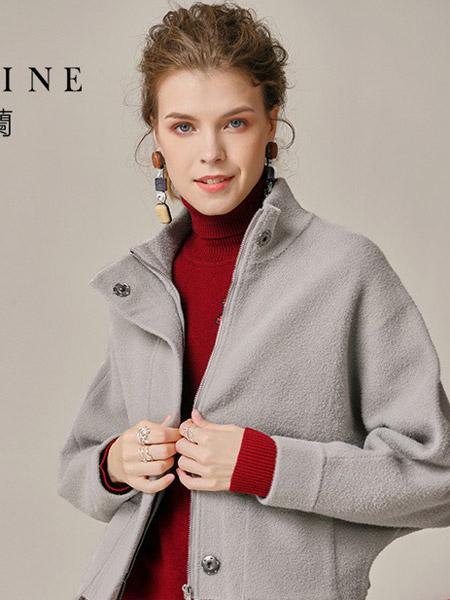 沐兰 - MORELINE女装品牌2019秋冬新款外套