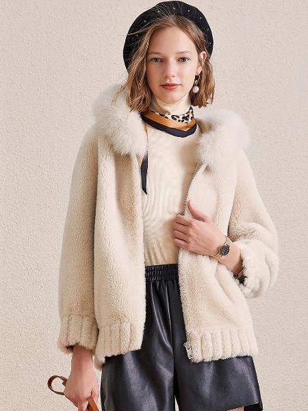 戈蔓婷女装品牌2019冬季新款