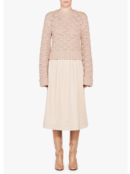 Loro Piana国际品牌品牌镂空毛衣