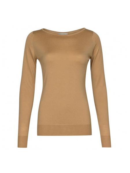 John Smedley国际品牌品牌纯色羊毛衫