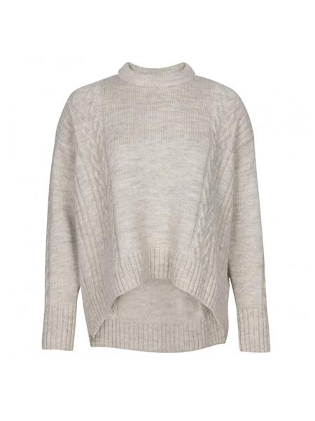 John Smedley国际品牌品牌不规则毛衣