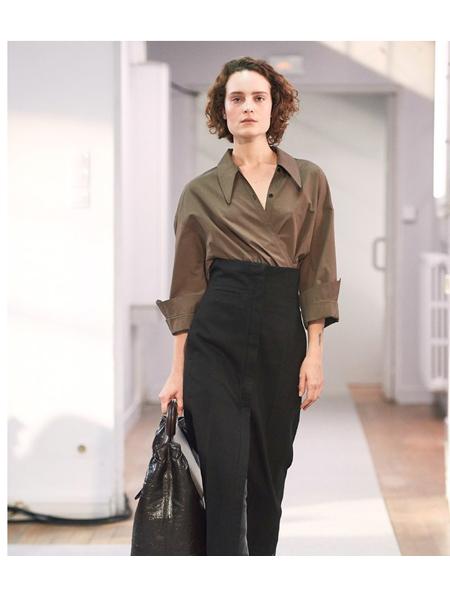Lemaire国际品牌品牌职场气质衬衣
