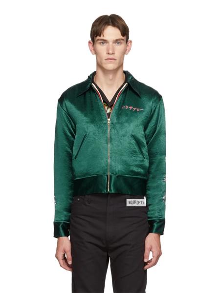 Kozaburo国际品牌品牌个性短款外套