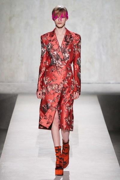 Dries Van Noten2020年春夏季高级成衣系列 繁花似锦