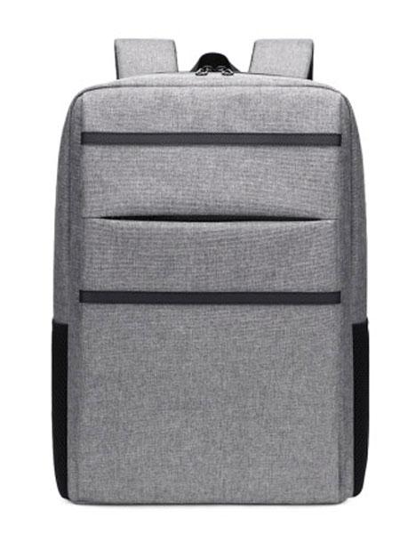 双肩包男时尚潮流学生书包休闲商务背包防水牛津旅游旅行包电脑包