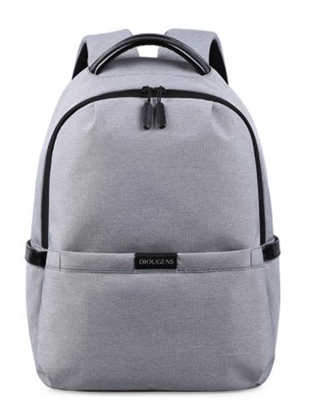 电脑背包男15寸防水休闲双肩包女高中学生书包大容量旅游旅行包