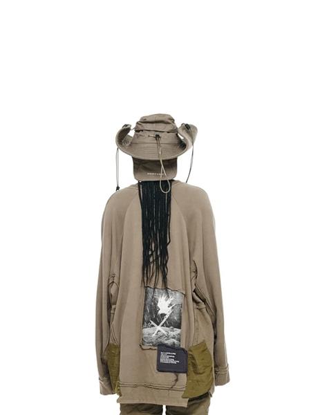 HAMCUS国际品牌品牌长款外套