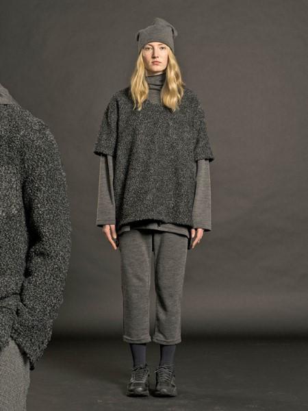 Engineered Garments国际品牌假两件羊毛衫