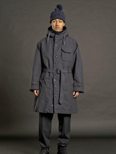 Engineered Garments国际品牌收腰大衣