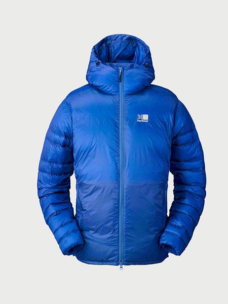 KARRIMOR国际品牌品牌2019秋冬新款羽绒服系列 蓝色