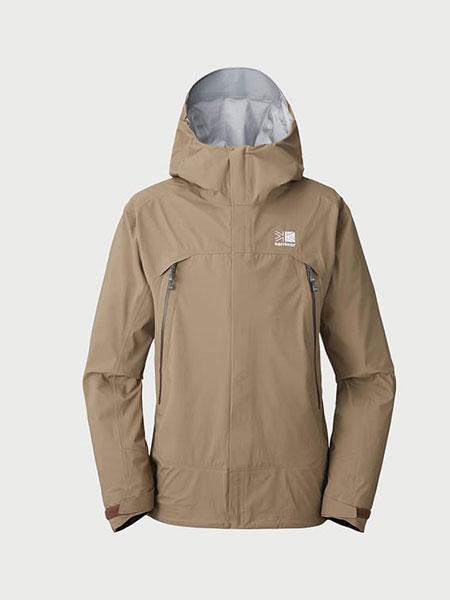 KARRIMOR国际品牌品牌2019秋冬纯色带帽冲锋衣