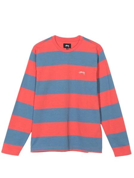 斯图西国际品牌品牌2019秋冬新款长袖上衣