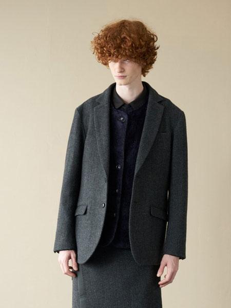 Trove国际品牌品牌2019秋冬新款时尚毛呢外套