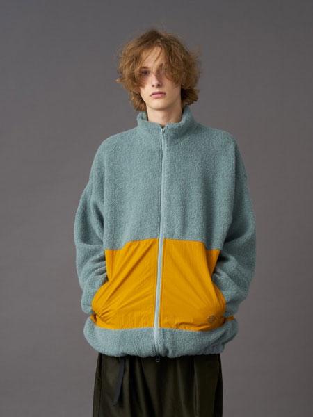 TTrove国际品牌品牌2019秋冬新款长款毛呢外套