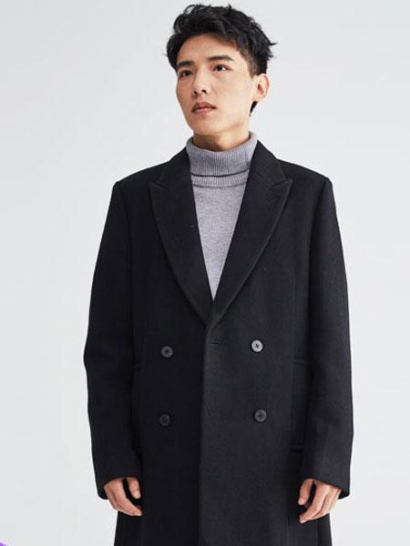 EGOU男装品牌2019秋冬大衣