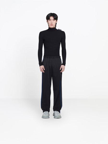 Balenciaga巴黎世家国际品牌品牌2020春夏新款西装裤子