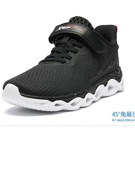特步(中国)有限公司国际品牌品牌2019秋冬儿童运动鞋减震旋科技跑鞋中大童鞋子