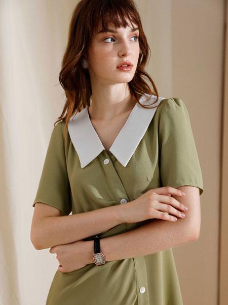 MOANLUO女装品牌2020春夏时尚裙子