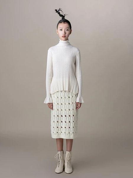 Blancore女装品牌2019秋冬针织衫