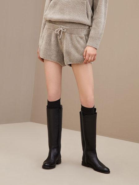 Brunello Cucinelli布鲁奈罗・库奇内利国际品牌品牌2019秋冬薄款短裤