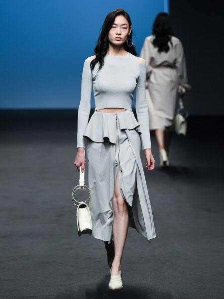 A.BELL国际品牌2020春夏新款性感裙子套装