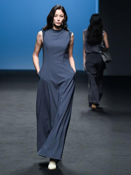 A.BELL国际品牌2020春夏新款无袖阔脚裤套装