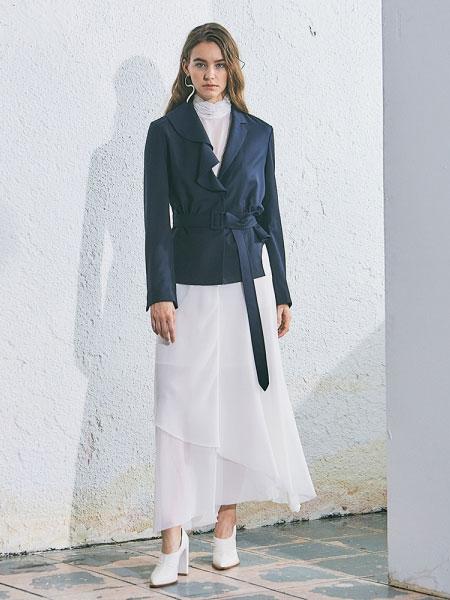 A.BELL国际品牌2020春夏新款长袖西装外套