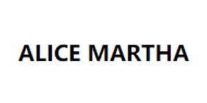 ALICE MARTHA