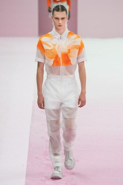 Dior2020春季男装系列 品牌与艺术产生共鸣