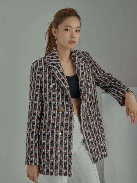 AHEIT国际品牌品牌2019秋冬新款格子衬衫