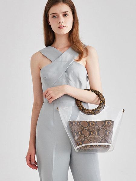 ANNA LOCH国际品牌品牌2020春夏Amanda透明度假包