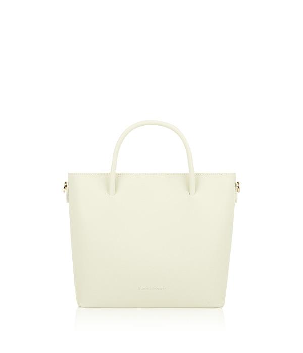 AMBIVALENCE国际品牌品牌2019秋冬新款白色格子手提包