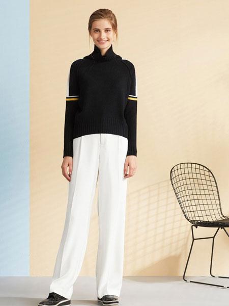GTS 女装品牌2019秋冬新款长袖上衣