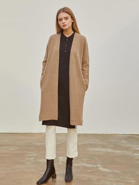 BJOUE国际品牌品牌2019秋冬新款羊绒大衣