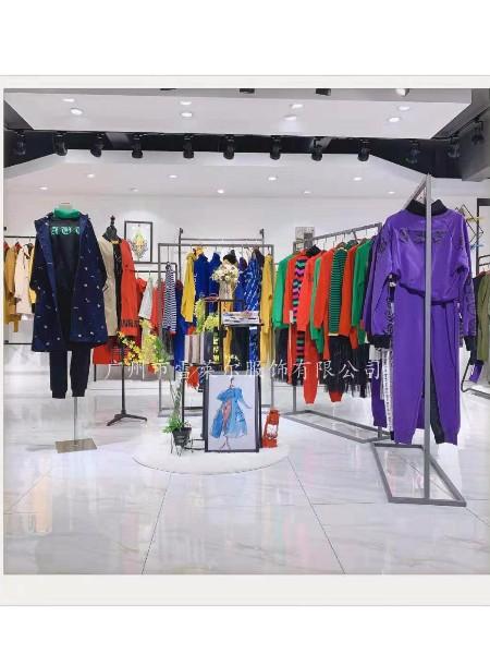 广州雪莱尔品牌店铺展示