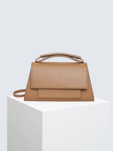 CHAMELEES国际品牌品牌2020春夏新款纯色手提包