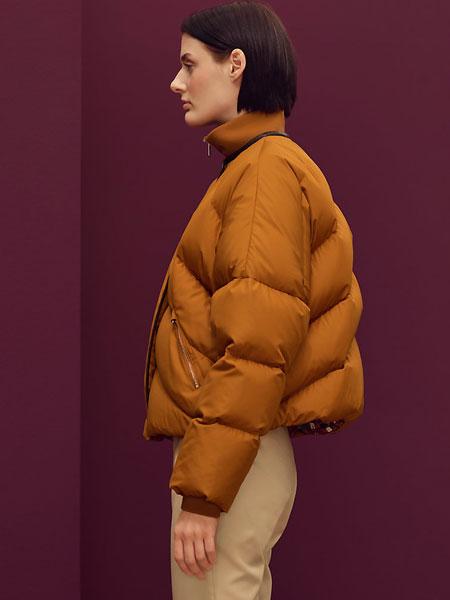 Hermes爱马仕国际品牌2019秋冬绗缝夹克