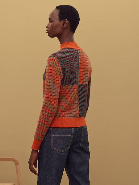 Hermes爱马仕国际品牌2019秋冬Esprit Casaque套头衫