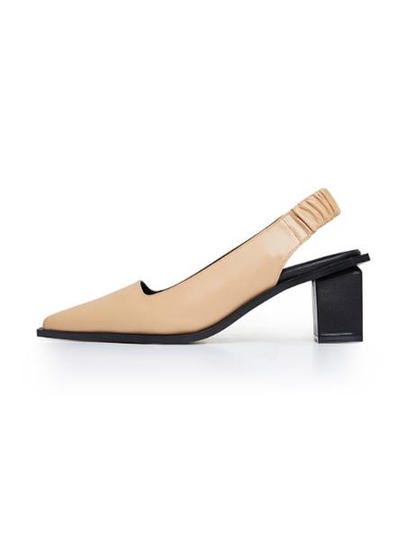 COMMEGEE国际品牌品牌包头高跟鞋