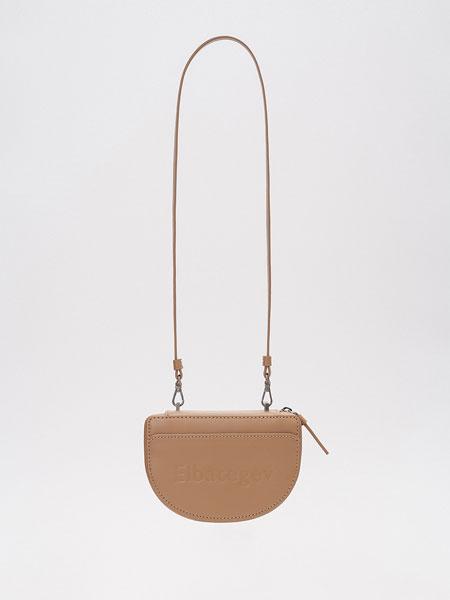 ELBATEGEV国际品牌品牌2020春夏棕色栗坚果袋